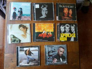CDs música variados