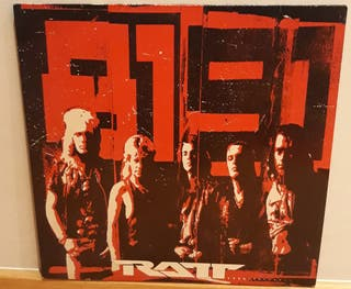 RATT Disco vinilo lp heavy