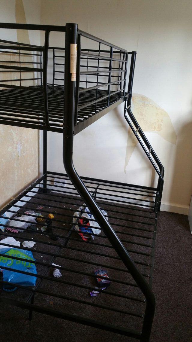 kids Bunk bed (Double+Single)