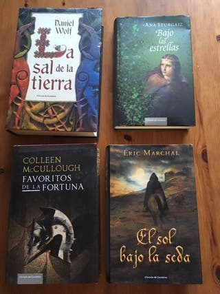 Novelas históricas y otras novelas