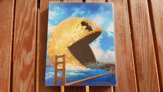 Pixels Bluray Steelbook