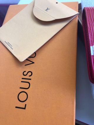 Cartera Louis Vuitton x Supreme