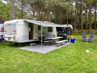 Caravana TEC TOUR 565 TKM, impecable