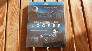 Looper Bluray Steelbook