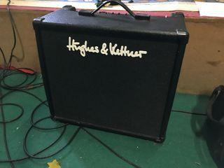 Amplificador Hughes & Kettner Edition Blue 60R