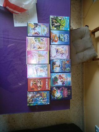 Colección de películas infantiles