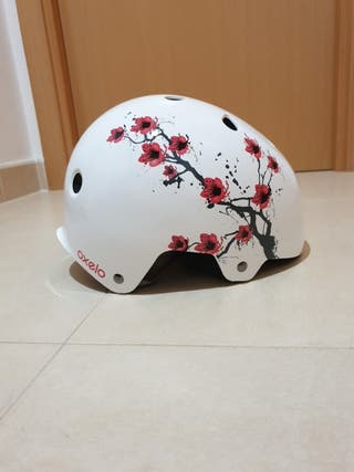 casco infantil