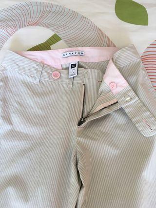 Pantalon GAP talla 1 (34-36). Nuevo