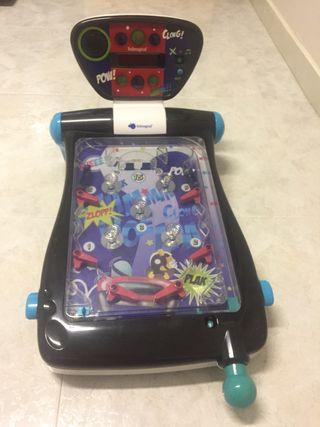 Pinball electrónico de mesa