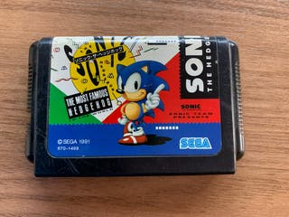 Juego Sonic the Hedgehog