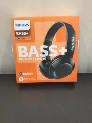 Auriculares Philips Bass+ (SHB3075)
