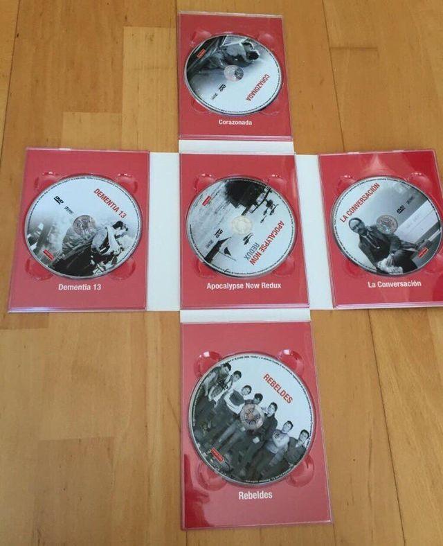 DVD / ESSENTIAL COPPOLA