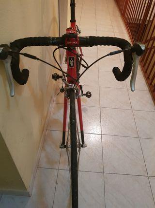 Cambio Triban 3 poco ciclocross