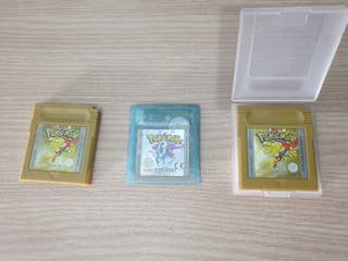 Pokémon Game Boy Color