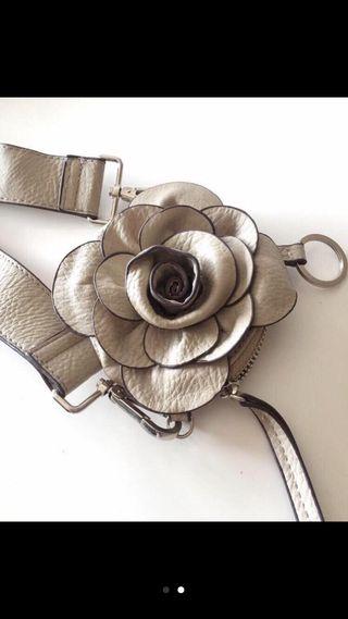 Cinturón con monedero