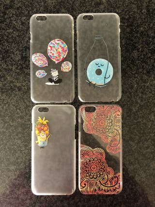 Fundas iPhone 6 6s