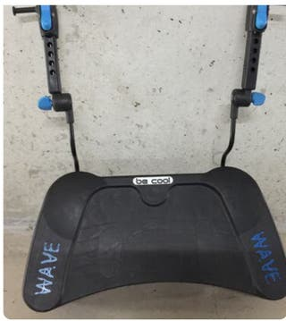 Patinete carrito Be Cool