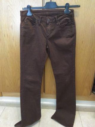 pantalones vaqueros caroche