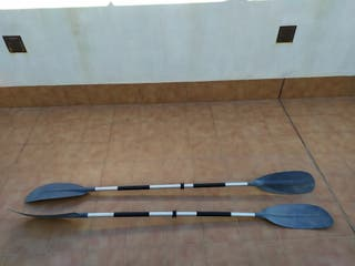Remos de canoa
