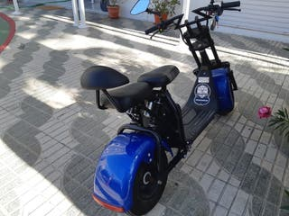 Moto electrica city coco scooter