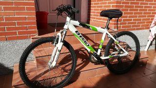 Bicicleta AERO B-PRO ALUMINUM 21 pulg.