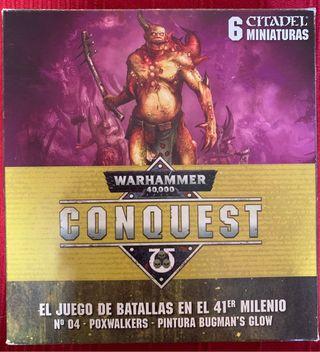 Warhammer 40000 Poxwalkers