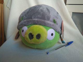 Peluche Angry Birds cerdo
