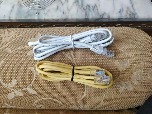 cable de red para router pc portatil