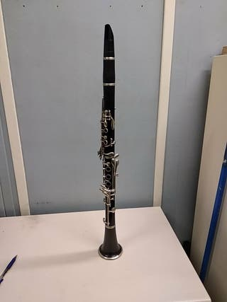 Clarinete NOBLET/ Solo adorno o piezas.
