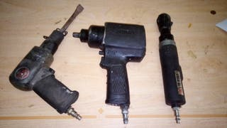 pistola neumática profesional