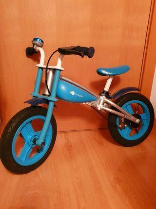 Bicicleta para niños hasta 2 años aprox.