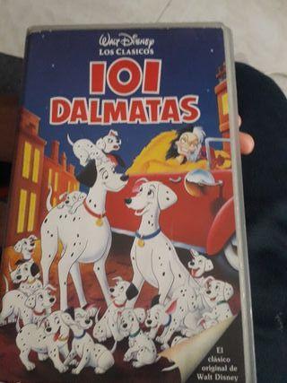 101 Dalmatas Caset