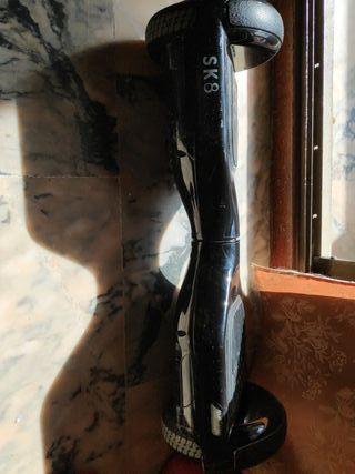 Patín Hoverboard SK8 y silla (Hoverkart)