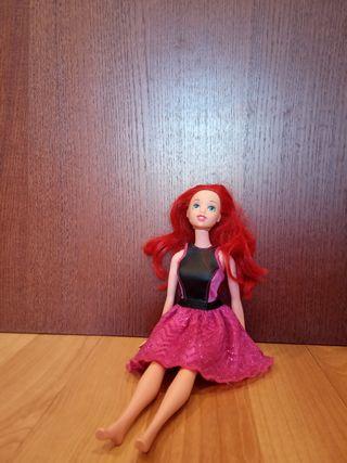 barbie & princesas Disney