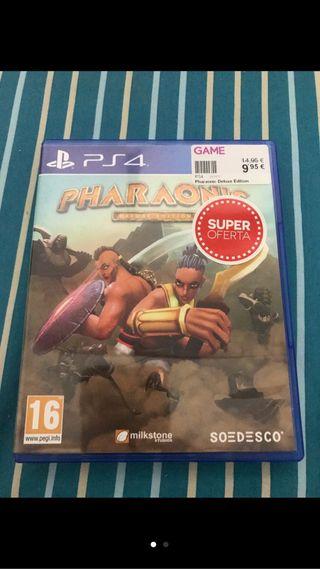 Pharaonic ps4