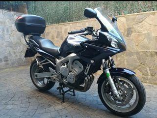Yamaha FZ6 S