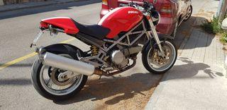 Ducati monster 620 i.e Capirex