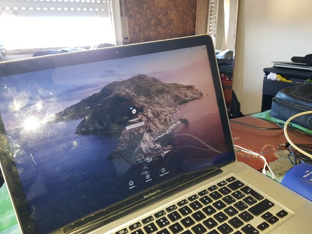 Macbook pro (15, mediados 2011)