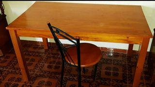 mesa comedor de peno