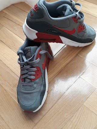 zapatillas nike air niño 37