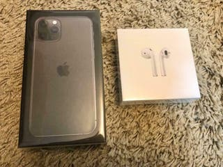 IPhone 11 pro & airpods
