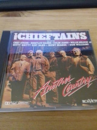 The Chieftains: another country (cd)