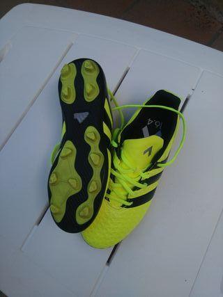 botas futbol Adidas niño