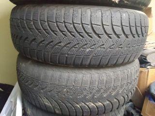Pareja ruedas de invierno Michelin Alpin