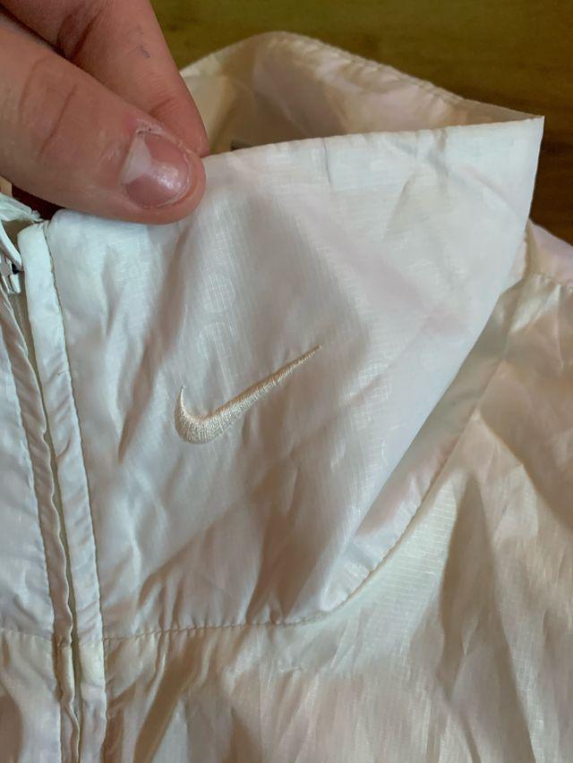 Chaqueta de Nike Blanca Impoluta