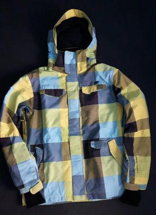 chaqueta de snow