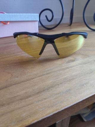 gafas ciclismo con funda