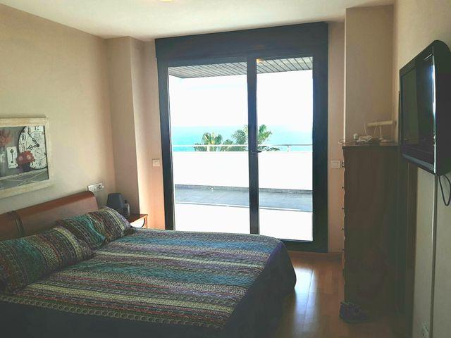 piso lujo frente al mar (Bahía de Casares, Málaga)