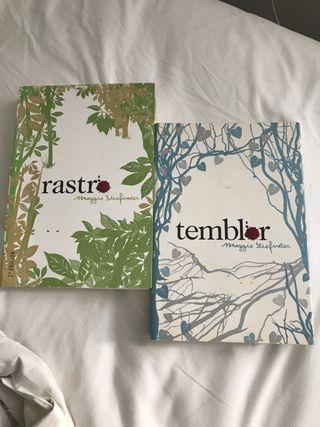Saga temblor (dos primeros libros)