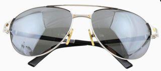 Cartier Santos Dumont gafas / sunglass